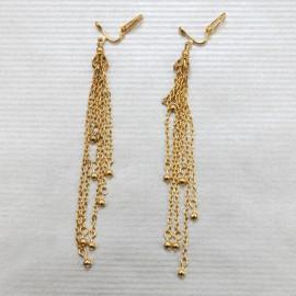 boucles d'oreilles clips TL02