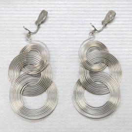 Boucles d'oreilles clip G11