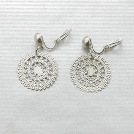 boucles d'oreilles clips P24
