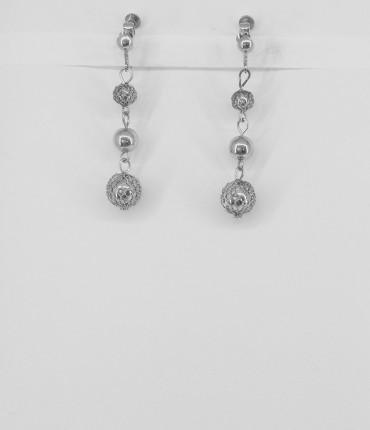 boucles d'oreilles clips G18