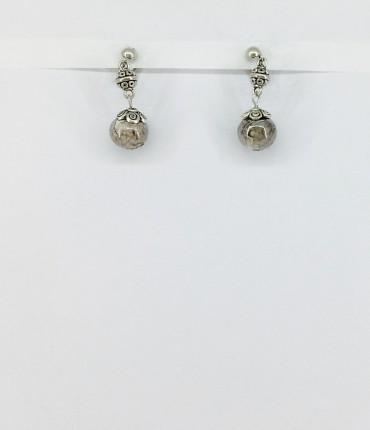 boucles d'oreilles clips P23