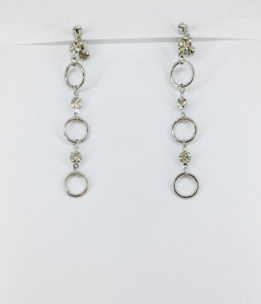 boucles d'oreilles clips TL01
